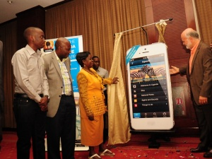 Uganda Guide App Launch