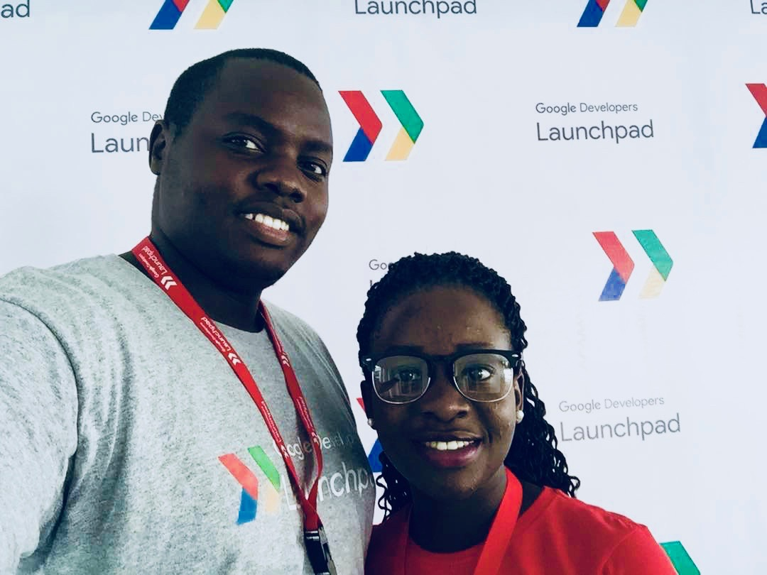 Teheca team at Google launchpad