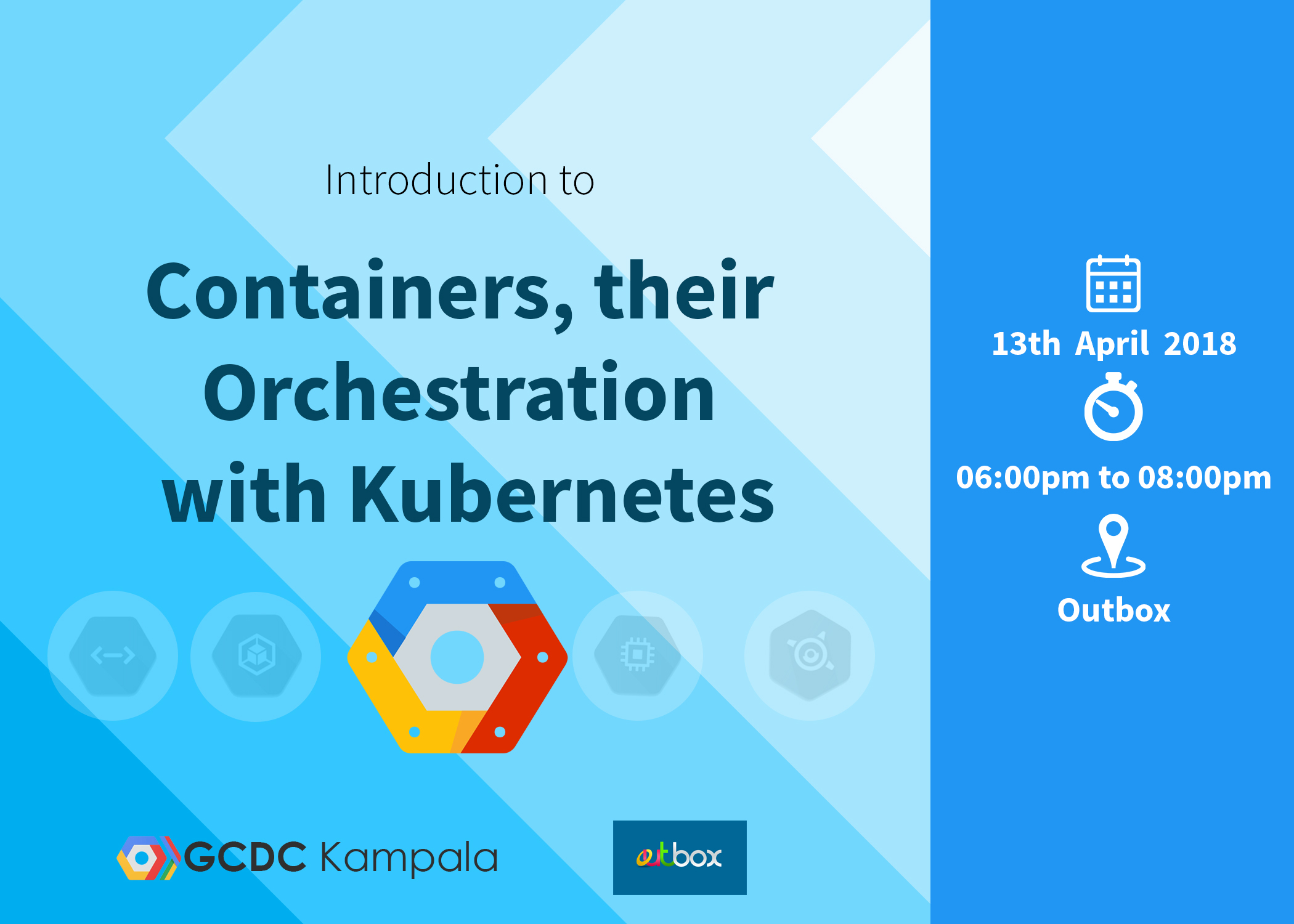An Introduction to Containers, their Orchestration with Kubernetes