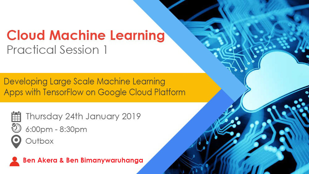 Cloud Machine Learning, Practical Session 1/2