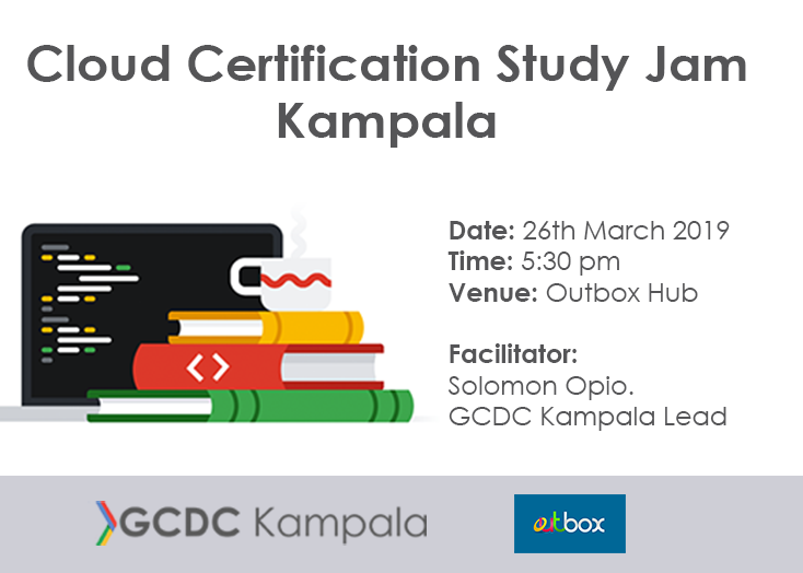 Cloud Study Jam Kampala - Cloud Certification: Outbox