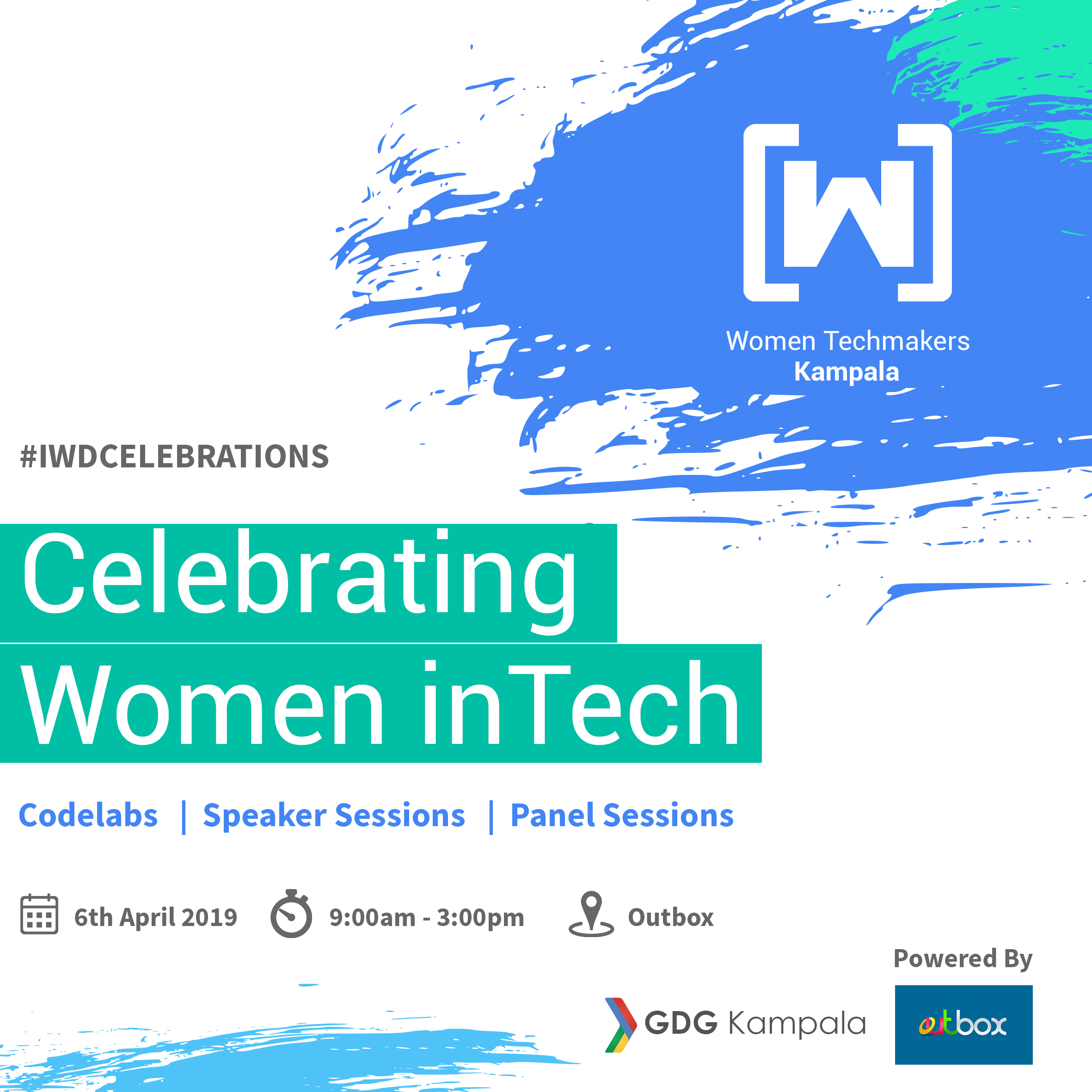 Celebrating Women in Tech- Outbox