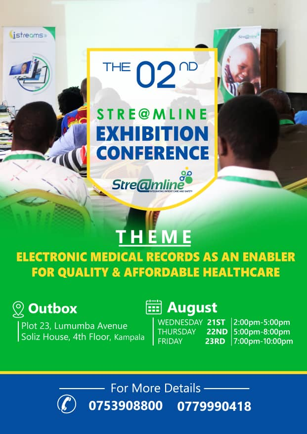 The 2nd streamline Exhibitions Conference at Outbox