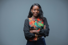 Vivian Solome is the Administrative Coordinator at Outbox